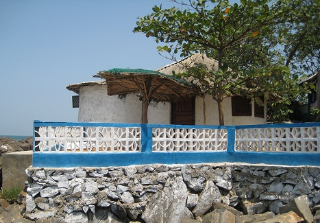 Bedroom at lakka beach
